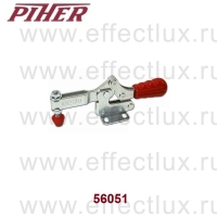 Piher 56051 Прижим Toggle Clamp, горизонтальный, М5