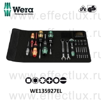 WERA Набор инструмента Kraftform Kompakt SH 1 SET WE135927EL